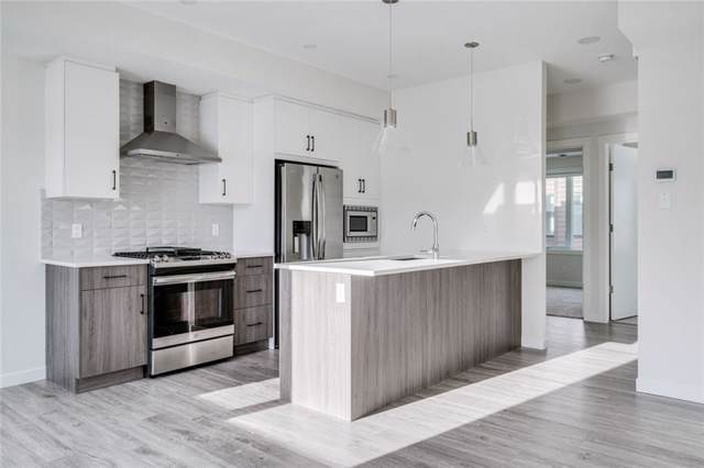 104 Greenbriar Common NW #504, Calgary, AB T3B 5X4 (#C4276019) :: Redline Real Estate Group Inc