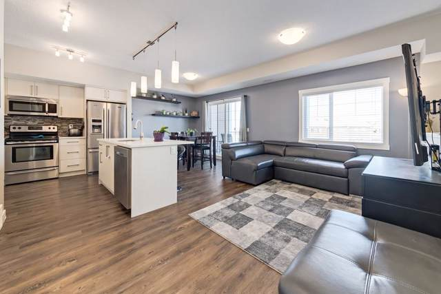 1225 Kings Heights Way SE #1106, Airdrie, AB T4A 0T7 (#C4276032) :: The Cliff Stevenson Group