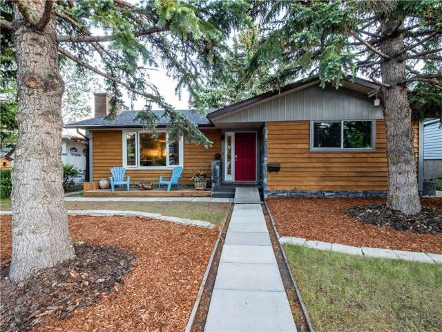 8443 Silver Springs Road NW, Calgary, AB T3B 4A6 (#C4276227) :: Canmore & Banff