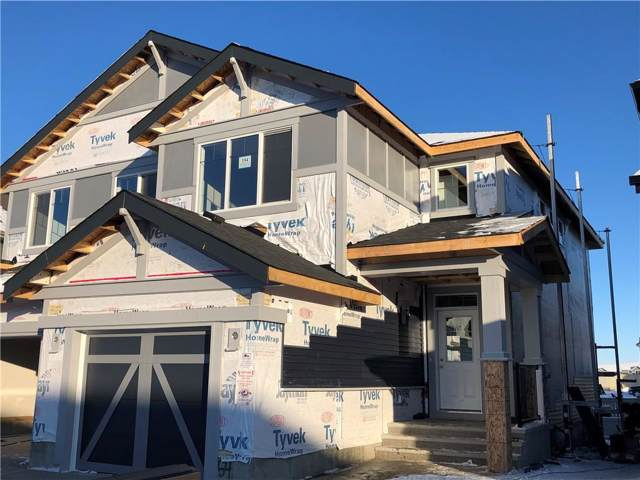 154 Kingsfisher Crescent SE, Airdrie, AB T4A 0X6 (#C4276344) :: The Cliff Stevenson Group