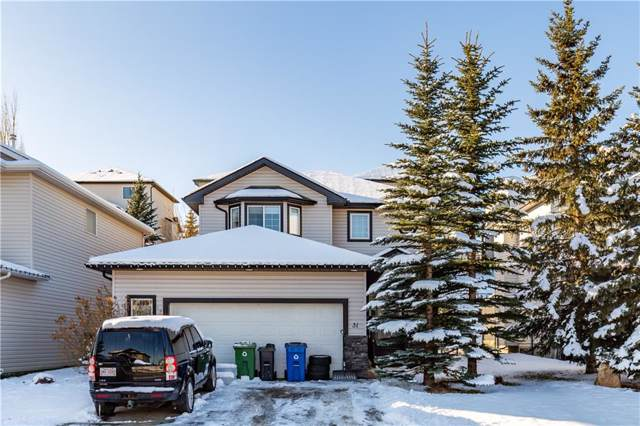 31 Bow Ridge Drive, Cochrane, AB T4C 1V6 (#C4276518) :: Redline Real Estate Group Inc