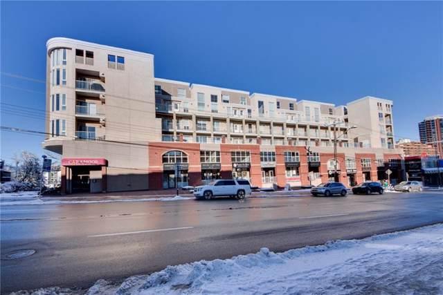 1540 17 Avenue SW #201, Calgary, AB T2T 0C8 (#C4277634) :: Redline Real Estate Group Inc