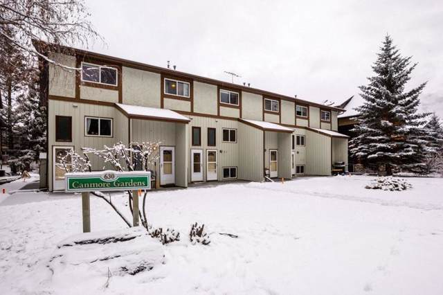 630 3rd Street #3, Canmore, AB T1W 2J5 (#C4277643) :: Canmore & Banff