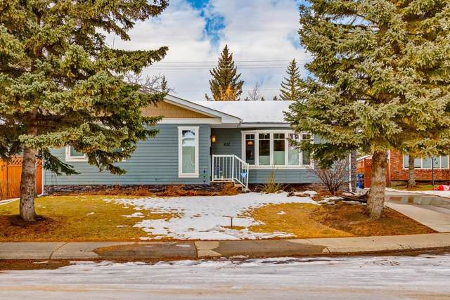 432 Oakridge Way SW, Calgary, AB T2V 1T4 (#C4277753) :: Canmore & Banff