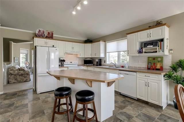 81 Cimarron Drive, Okotoks, AB T1S 1S6 (#C4277860) :: Redline Real Estate Group Inc