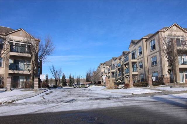 303 Arbour Crest Drive NW #2117, Calgary, AB T3G 5G4 (#C4277964) :: Calgary Homefinders