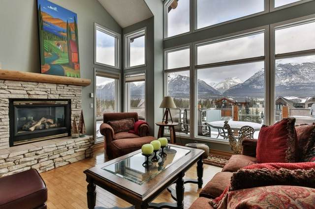 173B Morris, Canmore, AB T1W 2W7 (#C4278189) :: Canmore & Banff