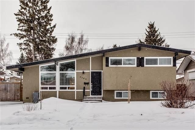 9740 Academy Drive SE, Calgary, AB T2J 1A8 (#C4278283) :: The Cliff Stevenson Group