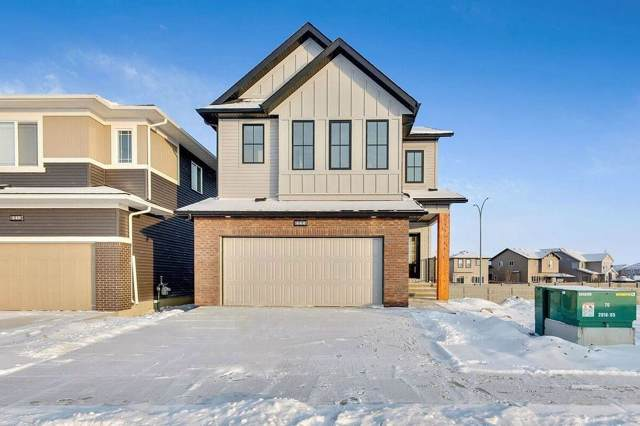 644 Reynolds Crescent, Airdrie, AB T4B 5G1 (#C4278375) :: Canmore & Banff