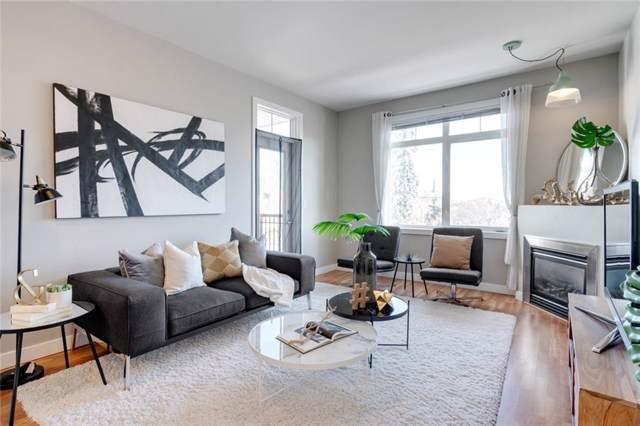 303 19 Avenue SW #304, Calgary, AB T2W 0E1 (#C4278456) :: Redline Real Estate Group Inc