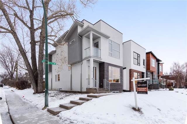 4521 17 Street SW, Calgary, AB  (#C4278751) :: Redline Real Estate Group Inc