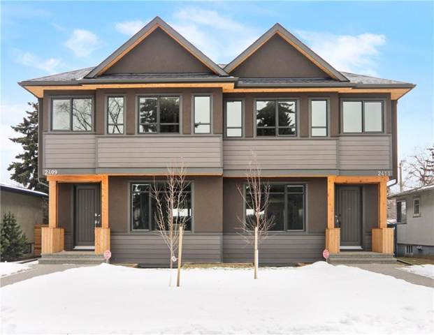 2411 1 Avenue NW, Calgary, AB T2N 0C1 (#C4278882) :: Canmore & Banff