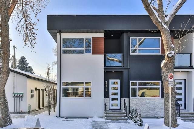 2317 1 Street NW, Calgary, AB T2M 1S3 (#C4278935) :: Redline Real Estate Group Inc
