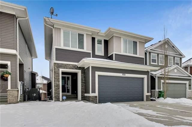 107 Sunset Park, Cochrane, AB T4C 0N5 (#C4279134) :: Redline Real Estate Group Inc
