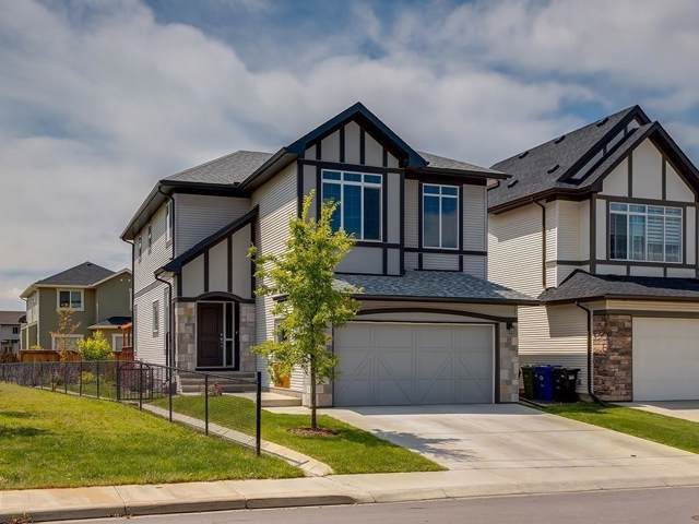 2240 Brightoncrest Green SE, Calgary, AB T2Z 5A3 (#C4279334) :: Redline Real Estate Group Inc
