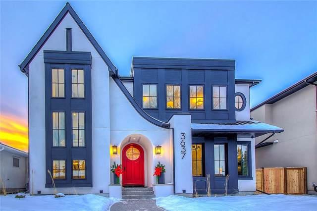 3637 13 Street SW, Calgary, AB T2T 3R2 (#C4279461) :: Redline Real Estate Group Inc
