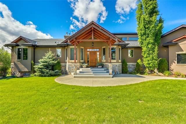 109 Blueridge View, Rural Rocky View County, AB T3L 2N6 (#C4279464) :: Calgary Homefinders