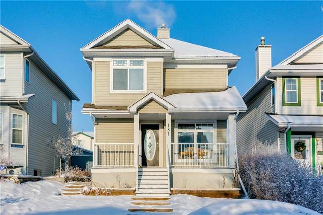 181 Harvest Gold Circle NE, Calgary, AB  (#C4279514) :: Redline Real Estate Group Inc