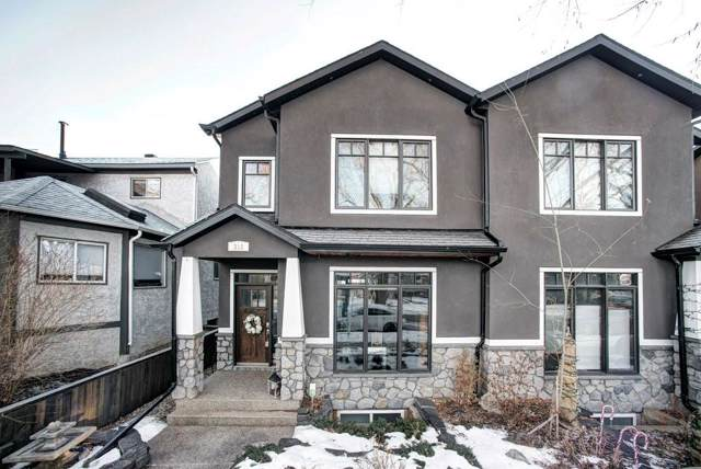 310 15 Street NW, Calgary, AB T2N 2A9 (#C4279710) :: Redline Real Estate Group Inc