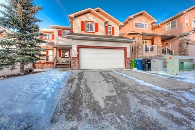 1732 Hidden Creek Way NW, Calgary, AB T3A 6H5 (#C4279950) :: Redline Real Estate Group Inc
