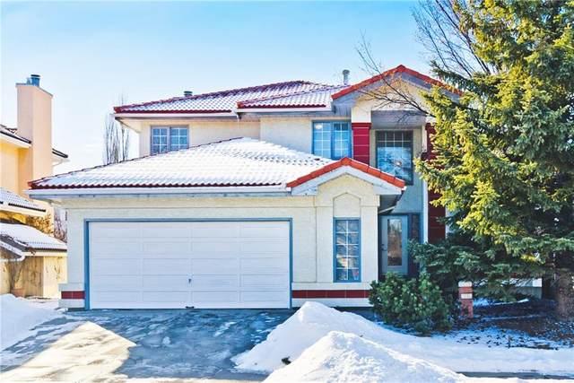 10049 Hamptons Boulevard NW, Calgary, AB T3A 4Y6 (#C4280303) :: Calgary Homefinders