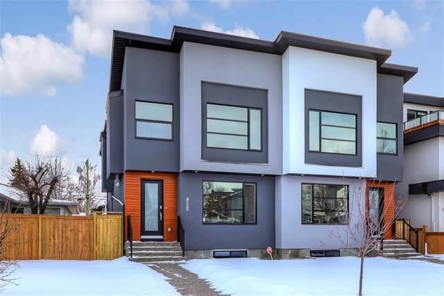 825 20A Avenue NE, Calgary, AB T2E 1S1 (#C4280339) :: Redline Real Estate Group Inc