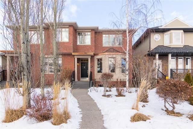 508 52 Avenue SW, Calgary, AB T2V 0B3 (#C4280502) :: Redline Real Estate Group Inc