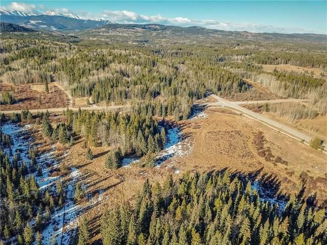 Range Rd 54, Bragg Creek, AB T0L 0K0 (#C4280835) :: Calgary Homefinders