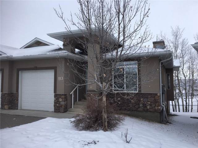 113 River Heights View, Cochrane, AB T4C 0E6 (#C4280836) :: The Cliff Stevenson Group