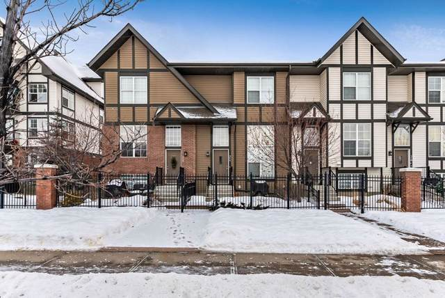 314 New Brighton Villa(S) SE, Calgary, AB T2Z 0T6 (#C4281058) :: Redline Real Estate Group Inc