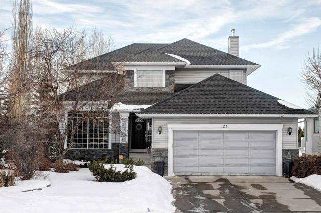 21 Valley Meadow Garden(S) NW, Calgary, AB T3B 5L8 (#C4281510) :: Redline Real Estate Group Inc