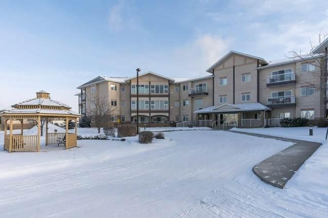 43 Westlake Circle #314, Strathmore, AB T1P 1T6 (#C4281556) :: Canmore & Banff