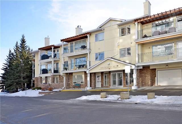 2144 Paliswood Road SW #225, Calgary, AB T2V 5K2 (#C4281811) :: Redline Real Estate Group Inc