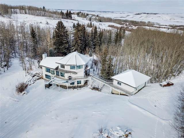 39 Equestrian Drive, Rural Rocky View County, AB T3R 1C9 (#C4281896) :: The Cliff Stevenson Group