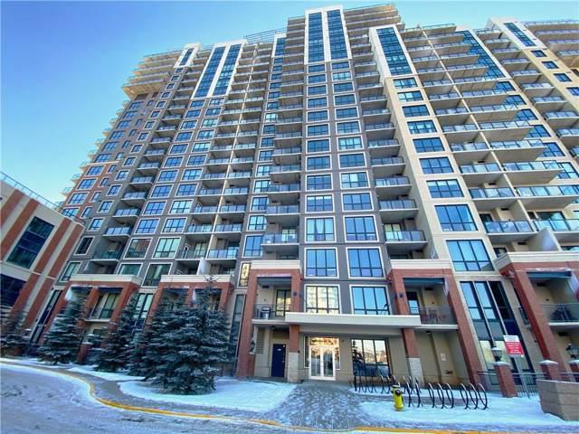 8880 Horton Road SW #105, Calgary, AB T2V 2W3 (#C4282106) :: Redline Real Estate Group Inc