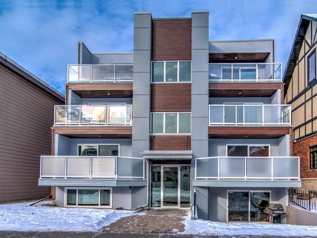 912 3 Avenue NW #1, Calgary, AB T2N 0J6 (#C4282160) :: Virtu Real Estate