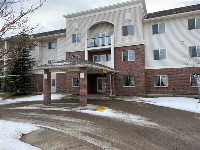 928 Arbour Lake Road NW #2113, Calgary, AB T3G 5T2 (#C4282372) :: Redline Real Estate Group Inc