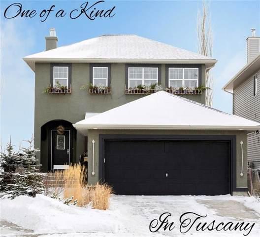 152 Tuscany Ravine Terrace NW, Calgary, AB T3L 2S7 (#C4282502) :: Redline Real Estate Group Inc