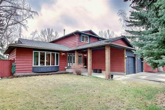 147 Pump Hill Crescent SW, Calgary, AB T2V 4L9 (#C4283101) :: Redline Real Estate Group Inc