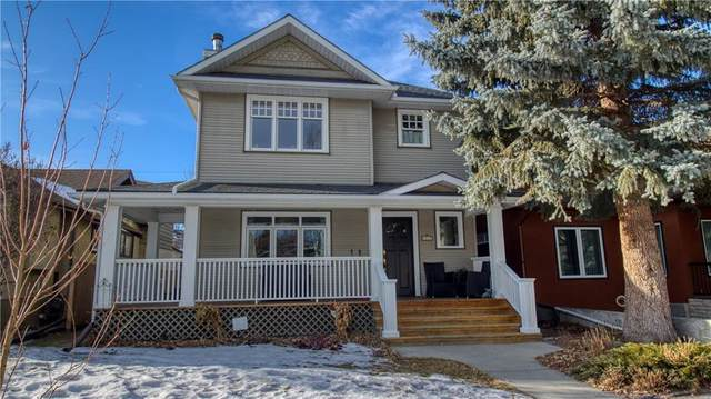 1415 6 Street NW, Calgary, AB T2M 3E7 (#C4283437) :: The Cliff Stevenson Group
