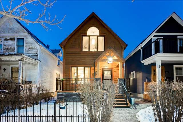 734 1 Avenue NW, Calgary, AB T2N 0A1 (#C4285214) :: Calgary Homefinders