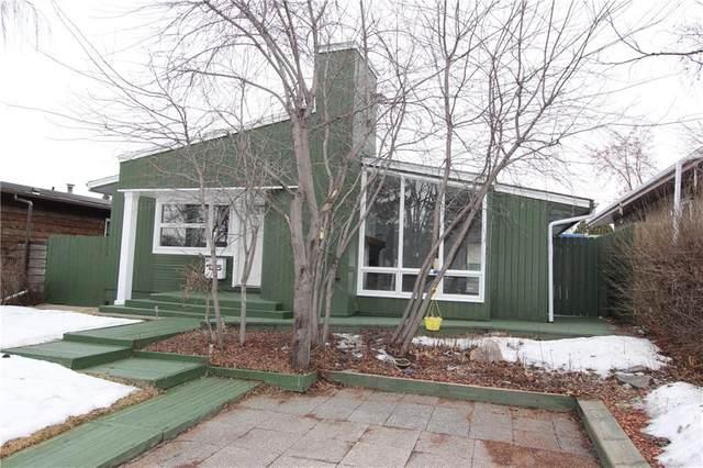 135 Van Horne Crescent NE, Calgary, AB T2E 6H314. (#C4285255) :: The Cliff Stevenson Group