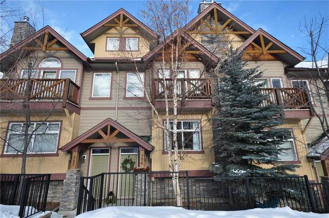 85 Dyrgas Gate #306, Canmore, AB T1W 3L1 (#C4285476) :: Canmore & Banff