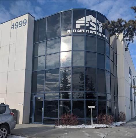 4999 43 Street SE #115, Calgary, AB T2B 3N4 (#C4285540) :: The Cliff Stevenson Group