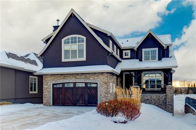 153 Glyde Park, Rural Rocky View County, AB T3Z 0A1 (#C4285635) :: The Cliff Stevenson Group