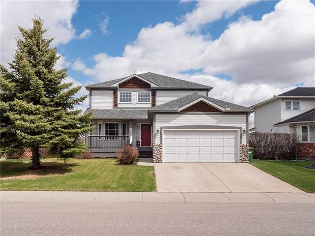 143 Woodside Road NW, Airdrie, AB T4B 2E3 (#C4285773) :: Redline Real Estate Group Inc