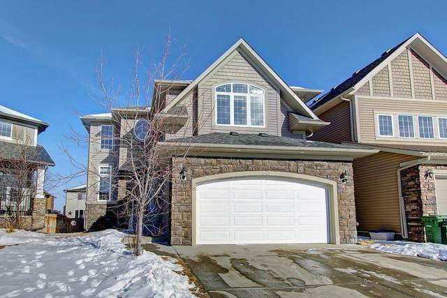 845 Canoe Green SW, Airdrie, AB T4B 3K6 (#C4286198) :: Redline Real Estate Group Inc