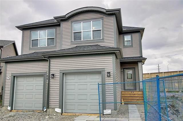 304 Quigley Drive, Cochrane, AB T4C 0B9 (#C4286657) :: Redline Real Estate Group Inc