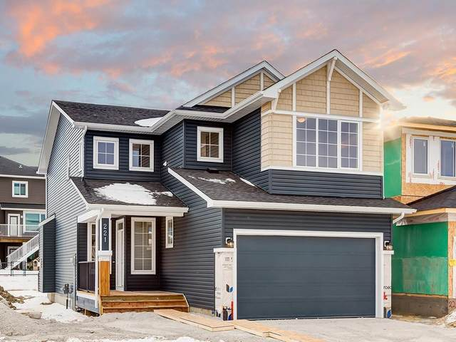 221 Ravenstern Crescent SE, Airdrie, AB T4A 0W5 (#C4286831) :: The Cliff Stevenson Group