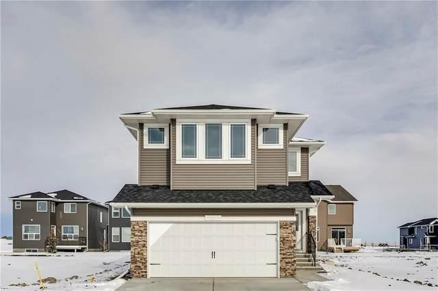 56 Creekside Green SW, Calgary, AB T2X 4B6 (#C4286836) :: The Cliff Stevenson Group